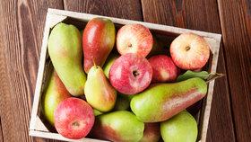 Bedna s ovocem (ilustrační foto)