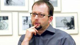 Jan Outlý z Úřadu pro dohled nad hospodařením politických stran a politických hnutí