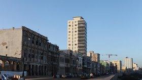 Centrum Havany je na seznamu UNESCO.