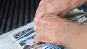 Mediaservis doručuje jak adresné, tak neadresné zásilky, tedy i reklamní letáky.