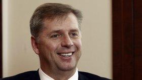 Poslanec za ODS Petr Bendl