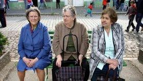 Penzistům se možná zvýší důchod o jedno procento