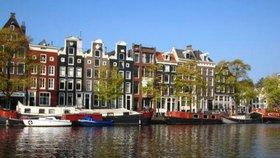 Turisté se do Amsterdamu nahrnuli po jeho intenzivní propagaci po finanční krizi.