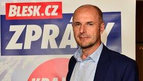 Plzeňský hejtman Josef Bernard končí v ČSSD