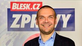 Plzeňský lídr ODS Martin Baxa o Jurečkovi: Není to kmotr, podléhá veřejné kontrole