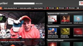 Česká televize vypověděla smlouvu s provozovatelem iVysílání, diváků se to však nedotkne