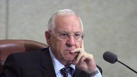Prezident Izraele Reuven Rivlin