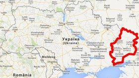 Doněcká a Luhanská oblast