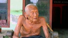 Nejstarší muž na světě. Je mu 145 let!