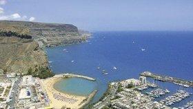 Gran Canaria je oblíbeným turistickým rájem i mezi Čechy