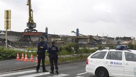 V bruselském kriminologickém ústavu vybuchla bomba. Budova byla prázdná.