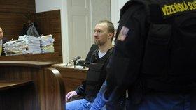 Podnikatel Tomáš Pitr u soudu