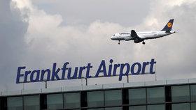 Letiště ve Frankfurtu nad Mohanem bylo krátce částečně uzavřené už tento týden v úterý.