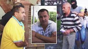Obvinění z vraždy Dalibora P. v Nitře jsou ve vazbě.