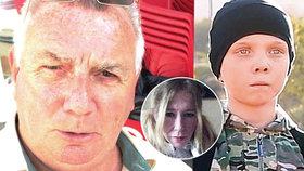 Dědeček o modrookém džihádistovi: Už ho nikdo nemůže zachránit.