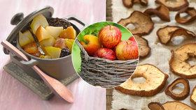 Jak si připravit jablka netradičním způsobem?