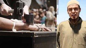 Němec konvertoval k islámu: Teď bičuje lidi a pomáhá u sekání rukou