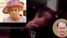 Muž zodpovědný za bezpečnost královské rodiny šňupal ve službě kokain.