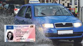 Řidičák možná vyjde dráž než doposud. (Ilustrační foto)