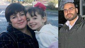Yasser Alromisse kvůli rozvodu zastřelil svou dceru a pak i sebe.