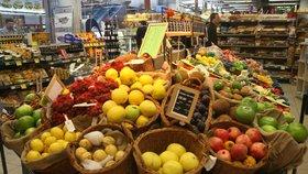 Do Česka se dováží hodně zemědělských produktů, ceny kvůli tomu mohou růst.
