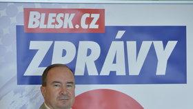 Tomáš Vandas (DSSS): Na výroky, za které mě odsoudili, jsem hrdý.