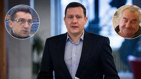 Muž, kterého přejel slovenský politik Daniel Lipšic, je otcem hokejového trenéra Róberta Kalábera.