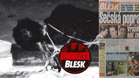 Co se psalo v Blesku před dvaceti lety?