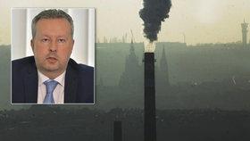 Pražané podali žalobu na ministerstvo životního prostředí kvůli znečištění ovzduší.