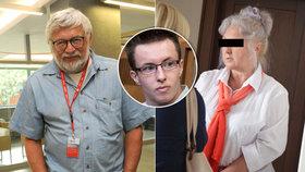 Uznávaný reportér Josef Klíma podle soudce dohnal kadeřnici k psychologovi.