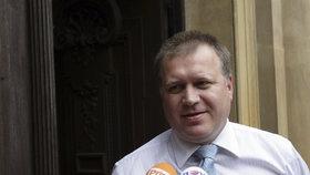 Exnáměstek ministerstva práce Vladimír Šiška