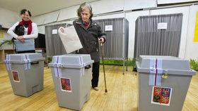 Druhé kolo prezidentských voleb bylo potom za 200 korun na dva dny.