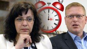 Pavel Bělobrádek chce po Michaele Marksové, aby iniciovala jednání s Evropskou komisí o zrušení letního času.