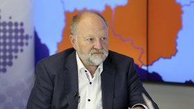 Politolog Jan Herzmann komentoval ve Studiu Blesk výsledky krajských a senátních voleb 2016.