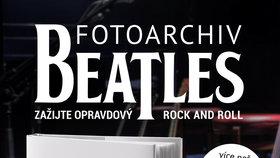 Beatles skrz naskrz – Unikátní a neznámé fotografie z archivu The Beatles Book