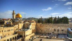 Jeruzalém (Zeď nářků)