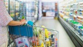 Triky v supermarketech, které na vás fungují(ilustrační foto)