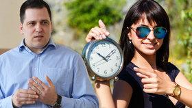 Tomáš Zdechovský a další lidovci volají po zrušení změn času z letního na zimní.