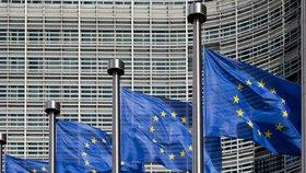 Sídlo Evropské komise v Bruselu.