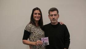 Křtu se zúčastnil také herec Radim Fiala, který je patronem projektu Překonej sám sebe.