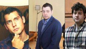 Vrah Kevin Dahlgren (†25) prošel ve vězení velkou proměnou.