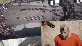 ISIS na jednom videu odhalil hned dva nové způsoby poprav.