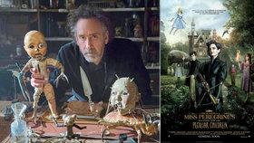 Z knihy do filmu: fenomenální Sirotčinec slečny Peregrinové pod vedením Tima Burtona uvadá