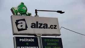 E-shop Alza