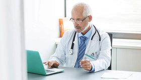 Profese, které se práci o svátcích nevyhnou: Lékaři (ilustrační foto)