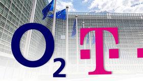 Čeští operátoři T-Mobile a O2 byli v minulosti v hledáčku Evropské komise.