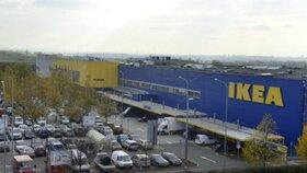 Ikea, Praha Černý Most, 27. 10. v 15:00
