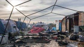 Úřady předloni zrušily obří provizorní tábořiště zvané Džungle.