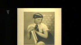 Jiří Brady poprvé u Krause: Takhle vypadal jako chlapec.