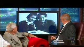 Jiří Brady mluvil u Krause v roce 2008 v Uvolněte se, prosím o své sestře Haně.